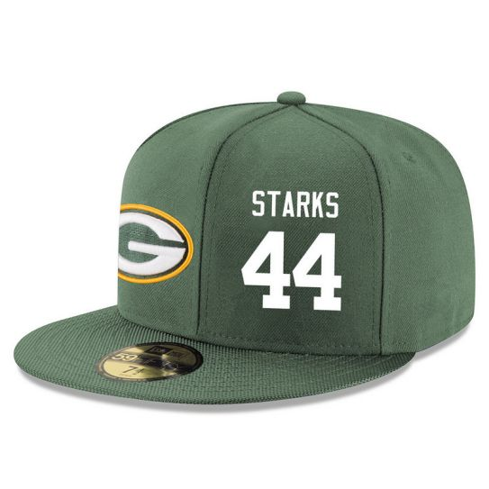 Green Bay Packers 44 Starks Green NFL Hat