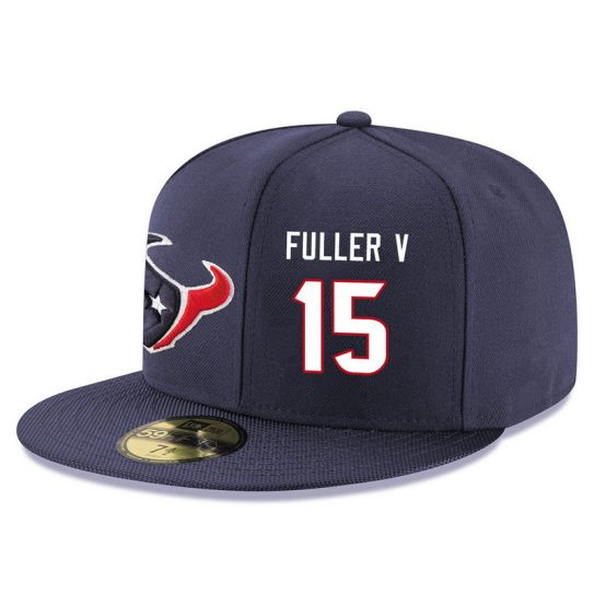 Houston Texans 15 Fuller v NFL Hat