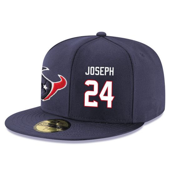 Houston Texans 24 Joserh NFL Hat