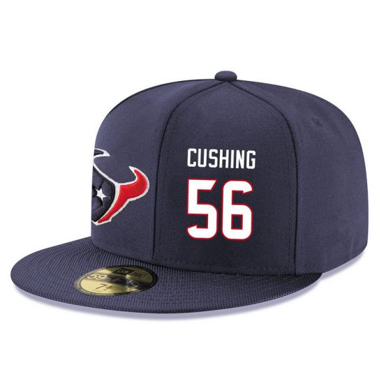 Houston Texans 56 Cushing NFL Hat