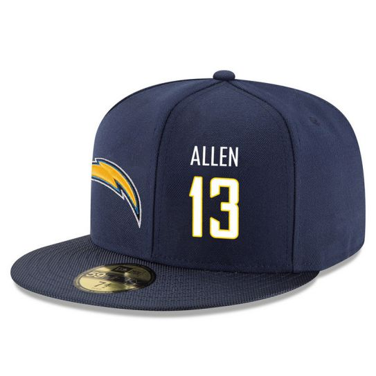 Los Angeles Chargers 13 Allen Blue NFL Hat