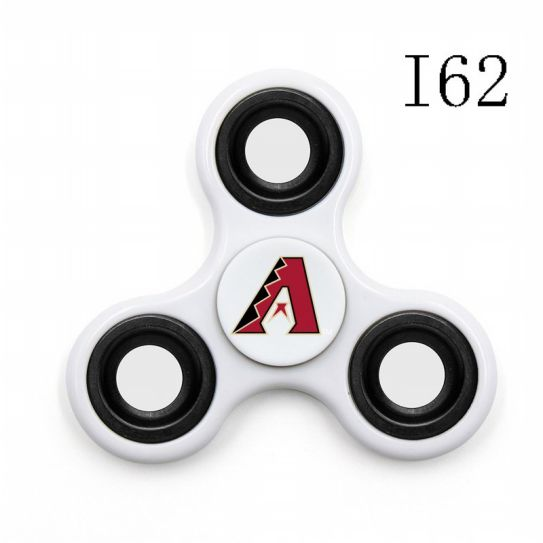 MLB Arizona Diamondbacks 3-Way Fidget Spinner-I62