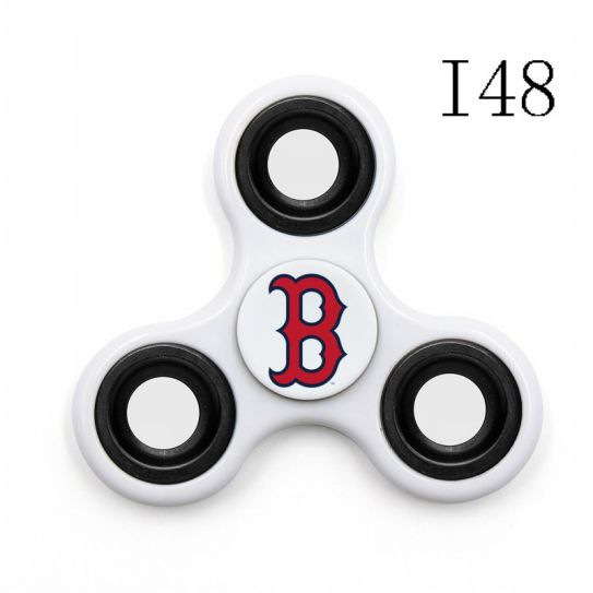 MLB Boston Red Sox 3-Way Fidget Spinner-I48
