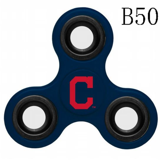 MLB Cleveland Indians 3-Way Fidget Spinne-B50