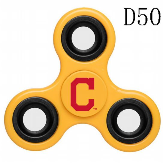 MLB Cleveland Indians 3-Way Fidget Spinne-D50