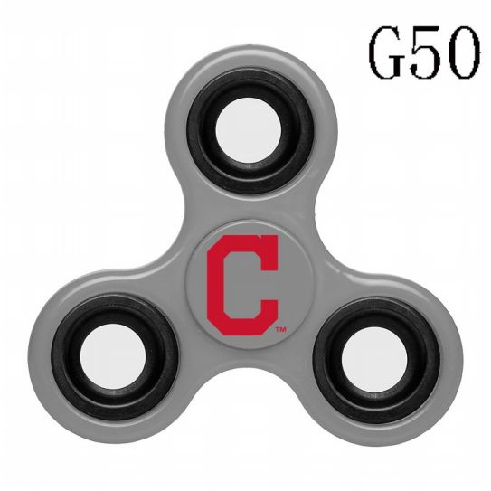MLB Cleveland Indians 3-Way Fidget Spinne-G50