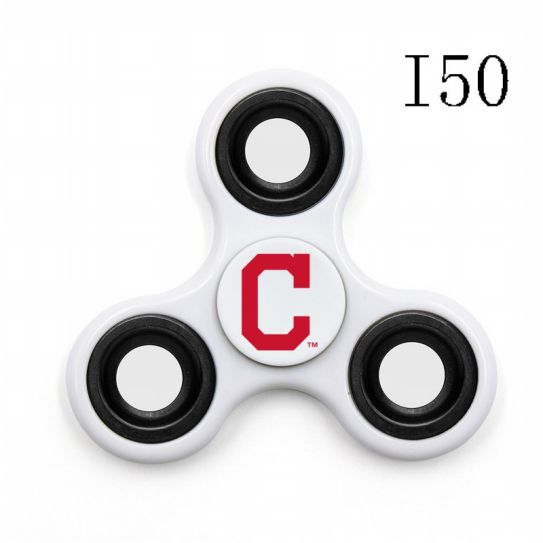 MLB Cleveland Indians 3-Way Fidget Spinne-I50