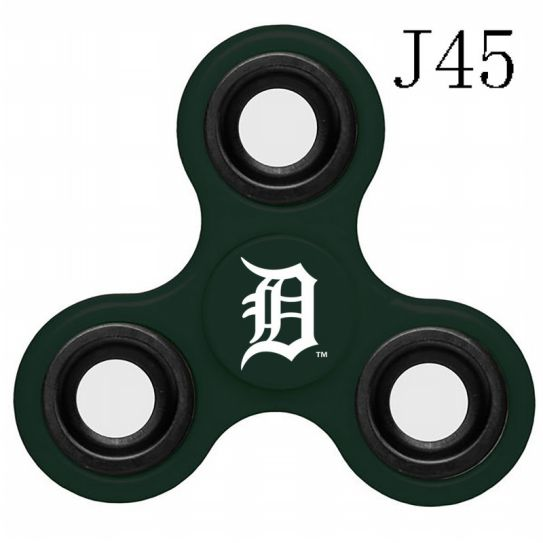 MLB Detroit Tigers 3-Way Fidget Spinner-J45