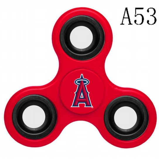 MLB Los Angeles Angels of Anaheim 3-Way Fidget Spinner-A53