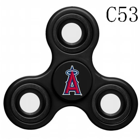 MLB Los Angeles Angels of Anaheim 3-Way Fidget Spinner-C53