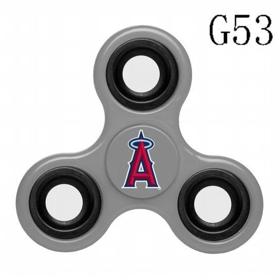 MLB Los Angeles Angels of Anaheim 3-Way Fidget Spinner-G53