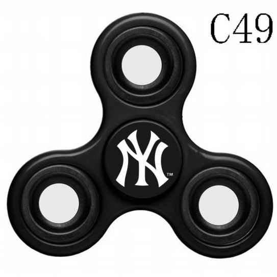 MLB New York Yankees 3-Way Fidget Spinner-C49