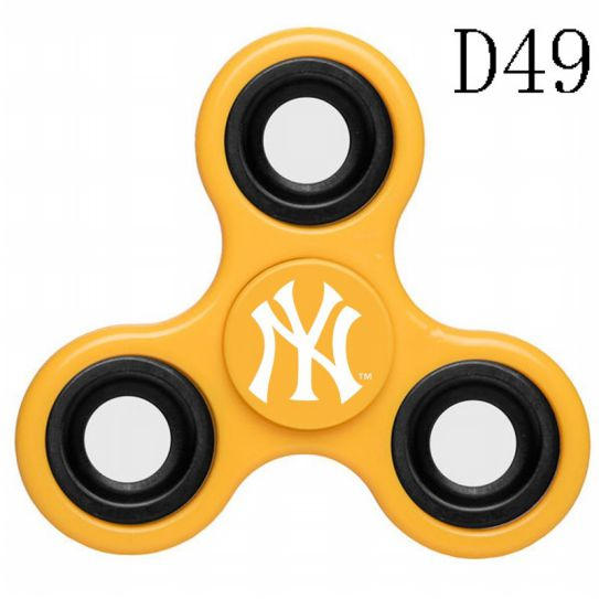 MLB New York Yankees 3-Way Fidget Spinner-D49