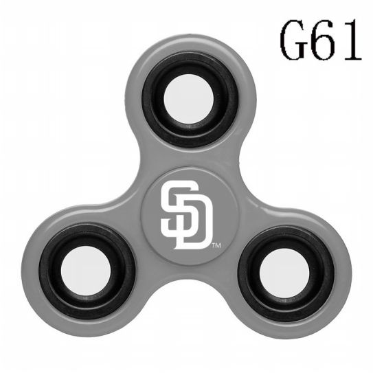MLB San Diego Padres 3-Way Fidget Spinner-G61