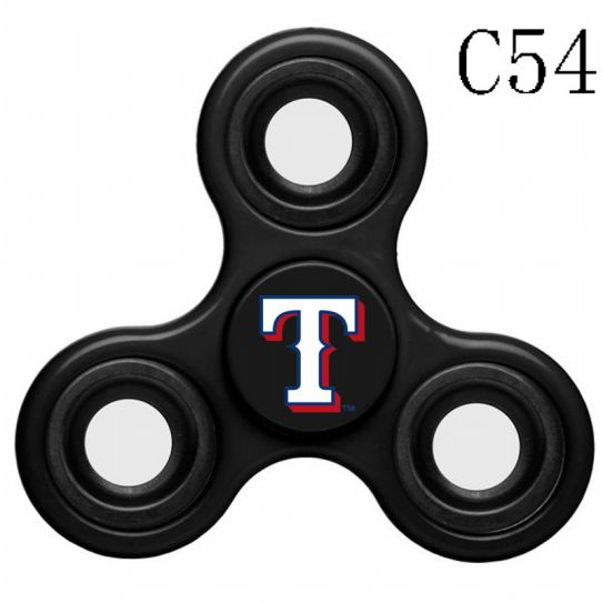 MLB Texas Rangers 3-Way Fidget Spinner-C54