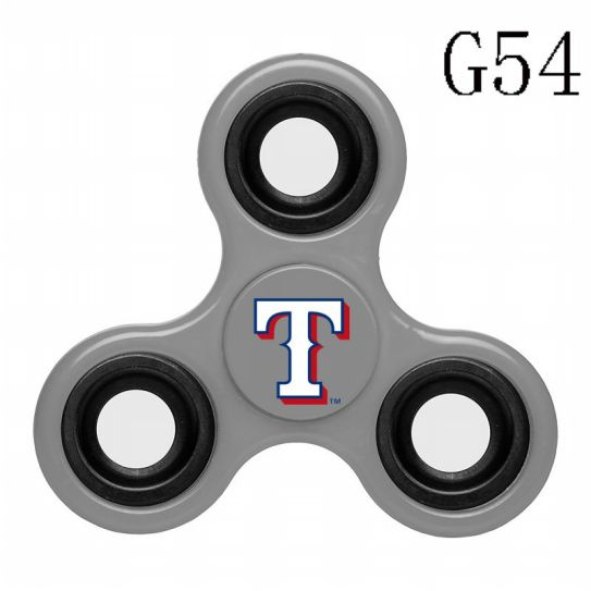 MLB Texas Rangers 3-Way Fidget Spinner-G54