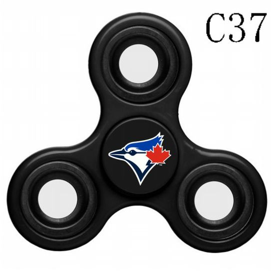 MLB Toronto Blue Jays 3-Way Fidget Spinner-C37