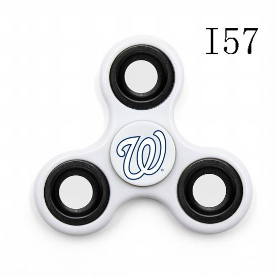 MLB Washington Nationals 3-Way Fidget Spinner-I57