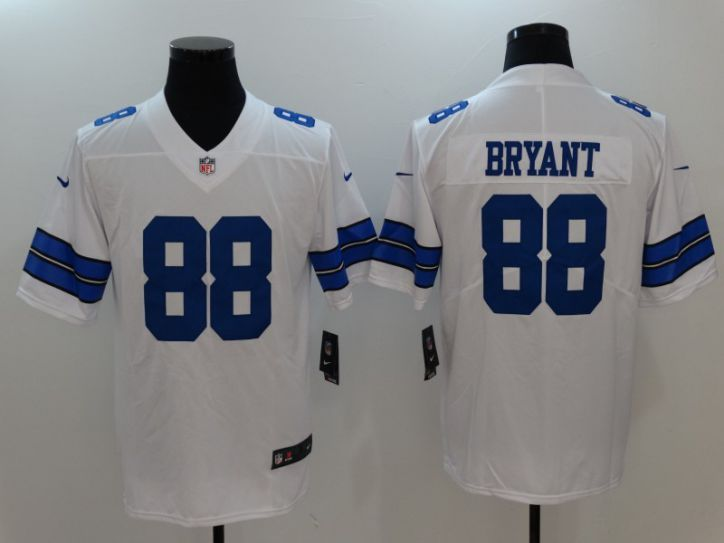 Men Dallas cowboys 88 Bryant White Nike Vapor Untouchable Limited NFL Jerseys