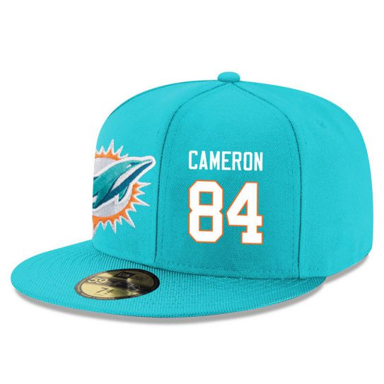 Miami Dolphins 84 Cameron Green NFL Hat