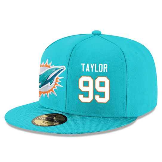 Miami Dolphins 99 Taylor Green NFL Hat