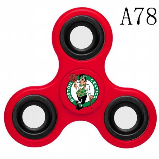 NBA Boston Celtics 3-Way Fidget Spinner A78