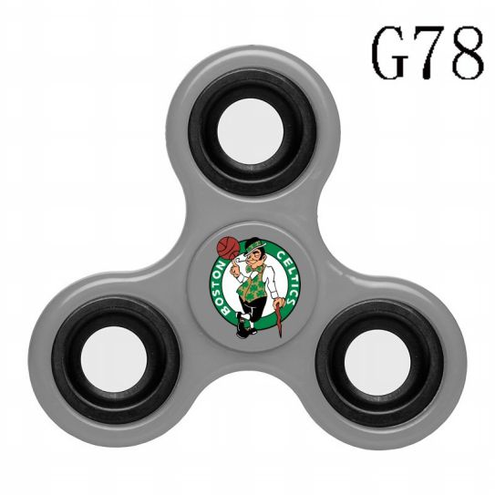 NBA Boston Celtics 3-Way Fidget Spinner G78