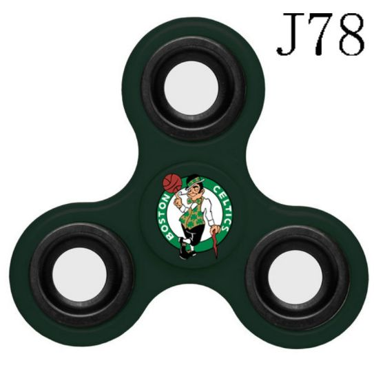 NBA Boston Celtics 3-Way Fidget Spinner I78