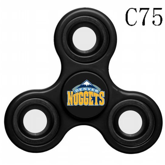 NBA Denver Nuggets 3-Way Fidget Spinner C75
