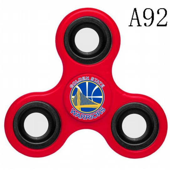 NBA Golden State Warriors 3-Way Fidget Spinner A92