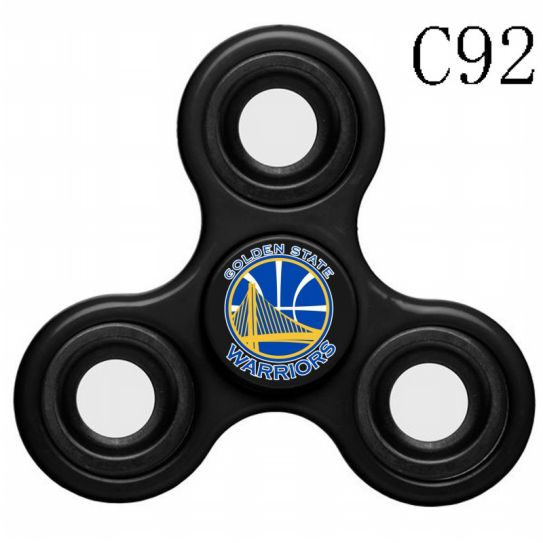 NBA Golden State Warriors 3-Way Fidget Spinner C92