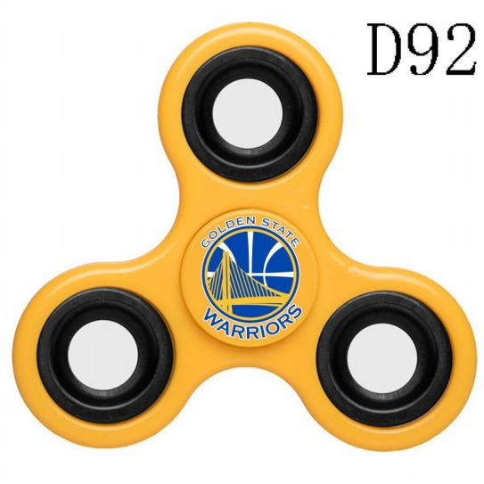 NBA Golden State Warriors 3-Way Fidget Spinner D92