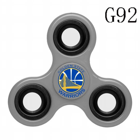 NBA Golden State Warriors 3-Way Fidget Spinner G92