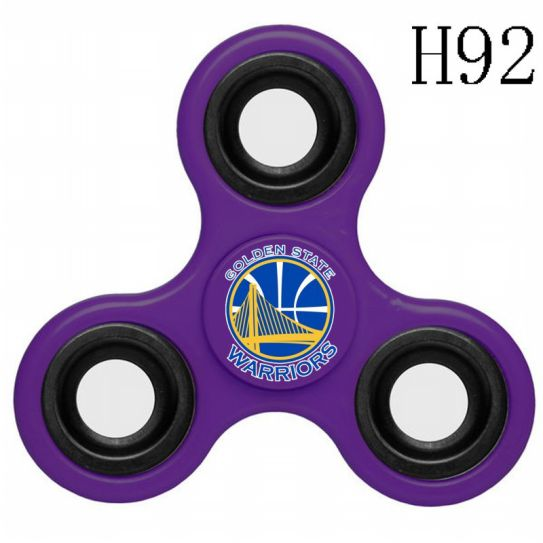 NBA Golden State Warriors 3-Way Fidget Spinner H92
