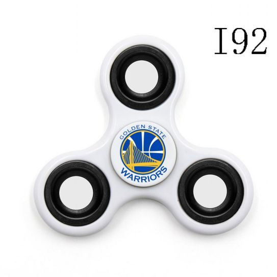 NBA Golden State Warriors 3-Way Fidget Spinner I92