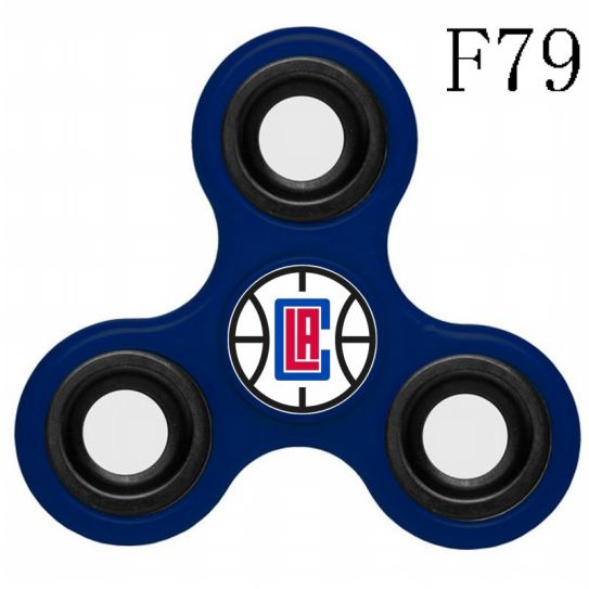 NBA Los Angeles Clippers 3-Way Fidget Spinner F79