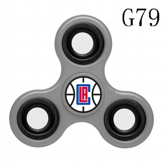 NBA Los Angeles Clippers 3-Way Fidget Spinner G79