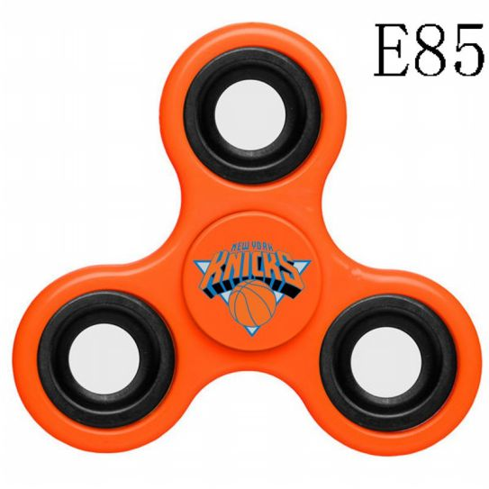 NBA New York Knicks 3-Way Fidget Spinner E85
