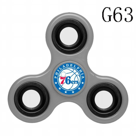 NBA Philadelphia 76ers 3-Way Fidget Spinner G63
