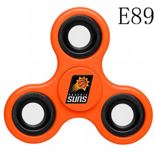 NBA Phoenix Suns 3-Way Fidget Spinner E89