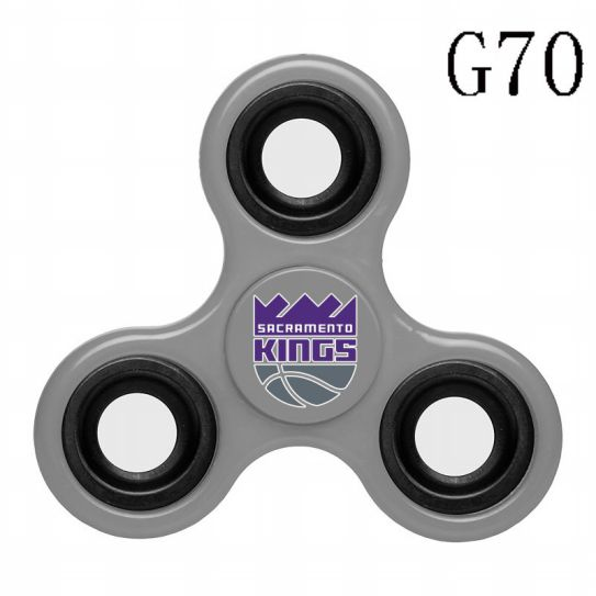 NBA Sacramento Kings 3-Way Fidget Spinner G70