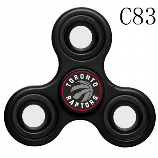 NBA Toronto Raptors 3-Way Fidget Spinner C83