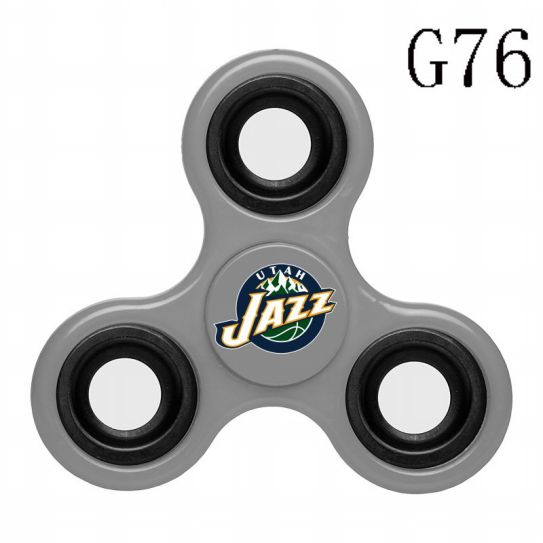 NBA Utah Jazz 3-Way Fidget Spinner G76