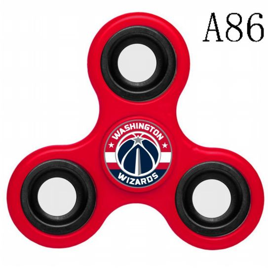 NBA Washington Wizards 3-Way Fidget Spinner A86