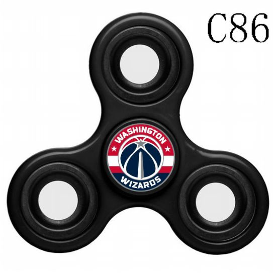 NBA Washington Wizards 3-Way Fidget Spinner C86