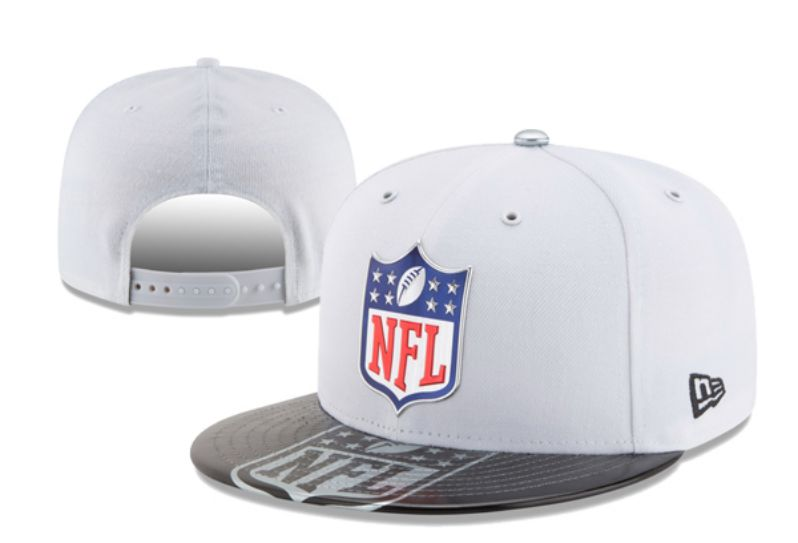 NFL New Era 2017 Draft On Stage Original Fit 9FIFTY Snapback hat White
