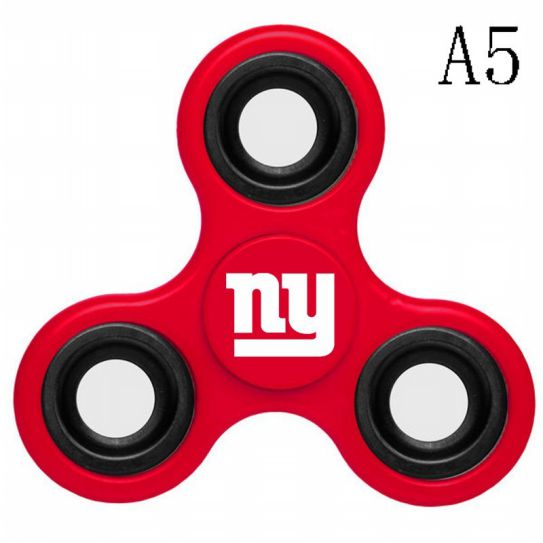 NFL New York Giants 3-Way Fidget Spinner A5