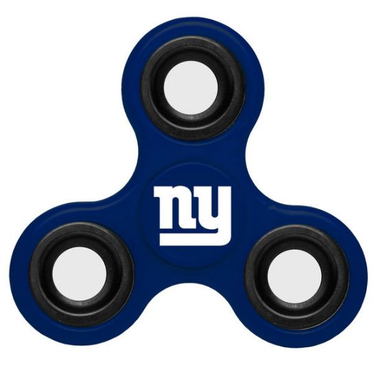 NFL New York Giants 3-Way Fidget Spinner