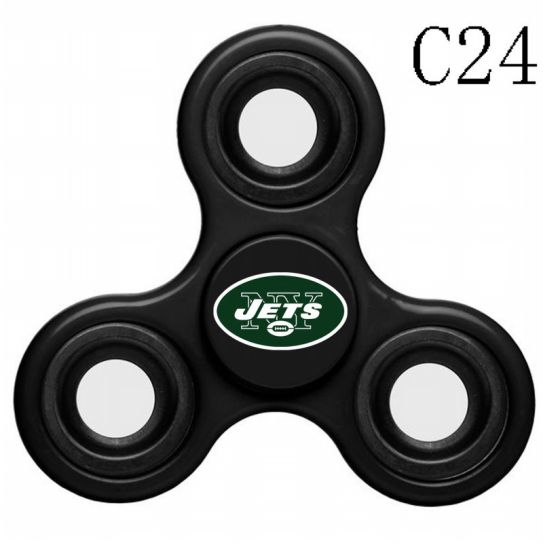 NFL New York Jets 3-Way Fidget Spinner C24