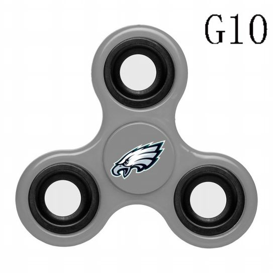 NFL Philadelphia Eagles 3-Way Fidget Spinner G10